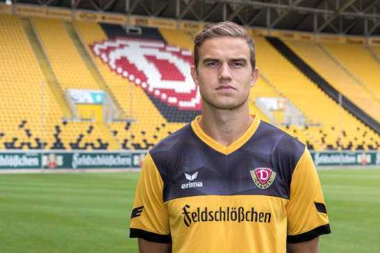 Eero Markkanen - Dynamo Dresden - Foto: Steffen Kuttner/ Dynamo Dresden