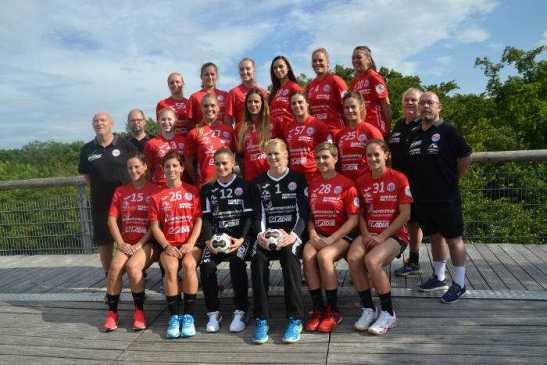 Thüringer HC - Handball Bundesliga - EHF Champions League - Saison 2017-2018 - Foto: Thüringer HC