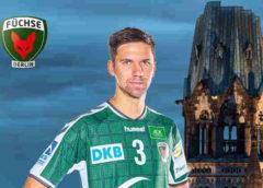 Fabian Wiede - Füchse Berlin - Handball Bundesliga - EHF-Cup - Foto: Füchse Berlin