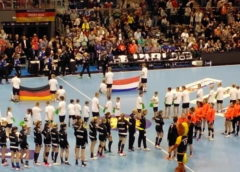 Handball DHB Ladies - Deutschland vs. Niederlande am 28.10.2017 in Magdeburg - Foto: SPORT4FINAL