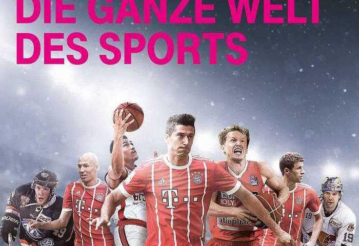 Telekom Sport mit Sky Sport Kompakt - Foto: Deutsche Telekom