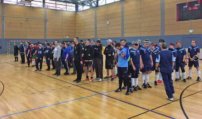 Blinden-Fußball-Cup 2017 - Foto: 1. FC Lokomotive Leipzig