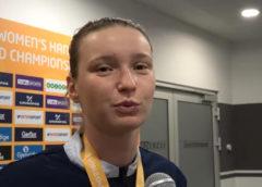 Amandine Leynaud - Frankreich - Handball WM 2017 Deutschland – WM-Finale Norwegen vs. Frankreich - Foto: Jansen Media