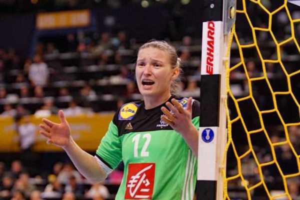 Györi Audi ETO KC: Amandine Leynaud - Frankreich - Handball WM 2017 Deutschland - Finale Frankreich vs. Norwegen - Foto: Jansen Media
