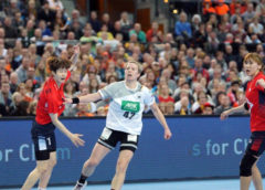 Friederike Gubernatis - Handball WM 2017 - Ladies - Deutschland vs. Südkorea - Arena Leipzig - Foto: Jansen Media
