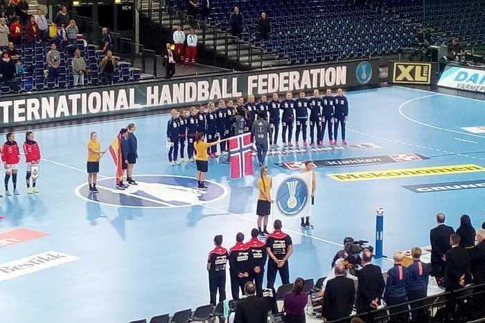 Norwegen - Handball WM 2017 Deutschland - Spanien vs. Norwegen - Arena Leipzig - Foto: SPORT4FINAL