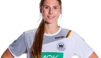 Alicia Stolle - Handball WM 2017 Deutschland - DHB - Ladies - Foto: Sascha Klahn/DHB