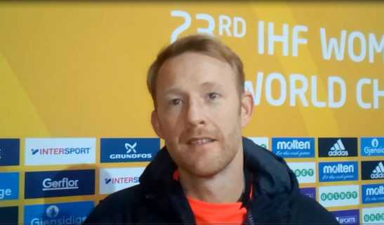 Robert Nijdam - Niederlande - Handball WM 2017 Deutschland - Foto: SPORT4FINAL