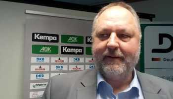 Handball WM 2017 Deutschland: DHB-Präsident Andreas Michelmann zur Ladies Bilanz - Foto: SPORT4FINAL