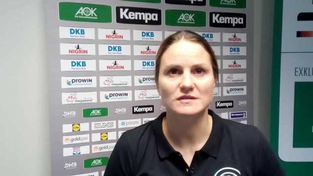 Handball WM 2017 Deutschland - Kapitänin Anna Loerper - Foto: SPORT4FINAL