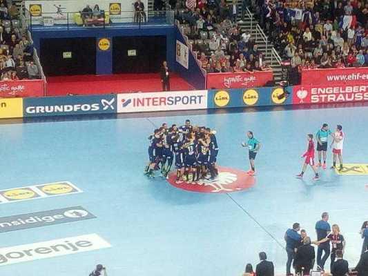 Handball EM 2018 - Finale - Frankreich - Arena Zagreb - Bronze - Foto: SPORT4FINAL