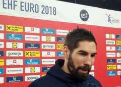 Handball EM 2018 - Nikola Karabatic - Medientag - Frankreich - Halbfinale - Arena Zagreb - Foto: SPORT4FINAL