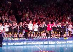 Handball All Star Game 2018 - Deutschland - bad boys - Arena Leipzig am 2. Februar 2018 - Foto: SPORT4FINAL
