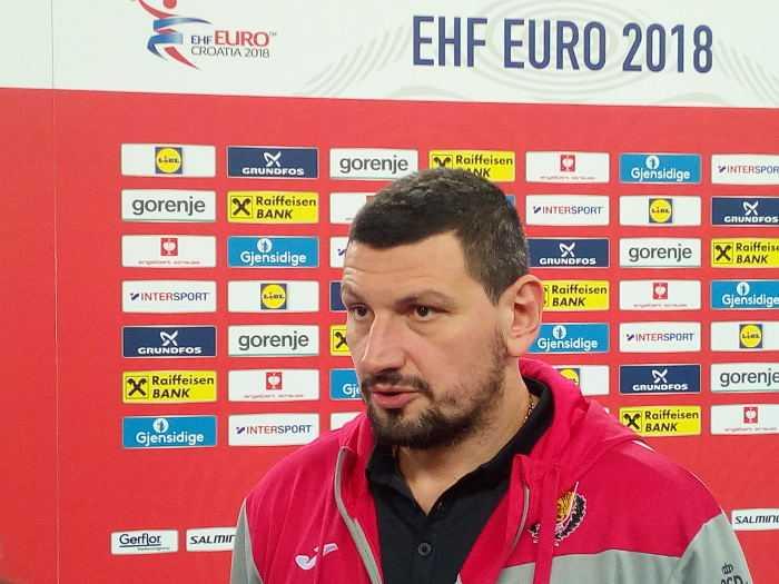 Arpad Sterbik - Spanien - Handball EM 2018 Kroatien - Vardar Skopje - Handball EHF Champions League - All-Star-Team - Foto: SPORT4FINAL