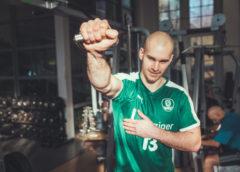 Maximilian Janke - SC DHfK Leipzig - Handball Bundesliga - Foto: Florian Pappert