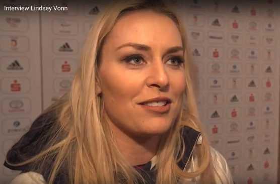 Olympia PyeongChang 2018 - Lindsey Vonn - USA-Skirennläuferin - Quelle / Copyright: DOSB / SID Marketing