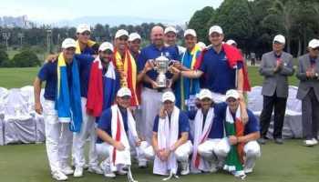 Golf - Ryder-Cup - Team Europa - Foto: CNN International / CNN Living Golf