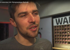 Olympia PyeongChang 2018 - Olympiasieger Johannes Rydzek - Nordische Kombination Großschanze - Deutschland - Quelle / Copyright: DOSB / SID Marketing
