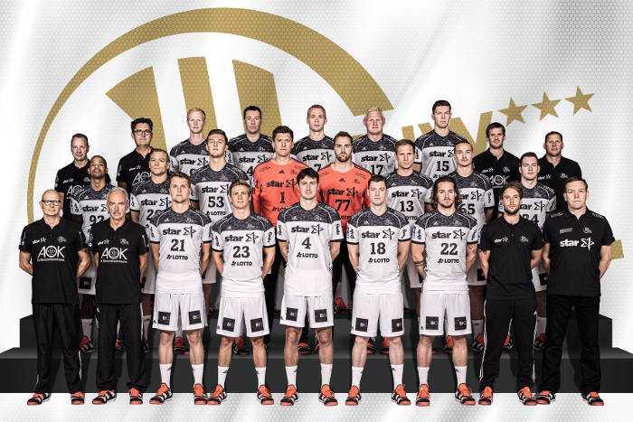 THW Kiel - Handball Bundesliga - EHF Champions League - Saison 2017/2018 - Foto: THW kiel / DKB Handball Bundesliga