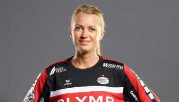 Valentyna Salamakha - SG BBM Bietigheim - Handball Bundesliga - EHF Champions League - Foto: SG BBM Bietigheim
