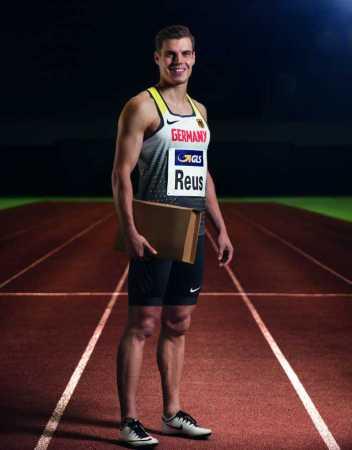 GLS unterstützt Julian Reus, Deutschlands schnellsten Sprinter - Foto: GLS Germany / Cem Yücetas