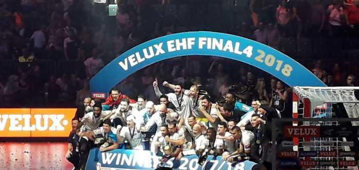 Montpellier Handball - Handball Champions League - EHF FINAL4 Sieger - Finale gegen HBC Nantes - Foto: SPORT4FINAL