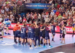 Paris Saint-Germain - Handball Champions League EHF Final4 - Bronze nach Sieg über Vardar Skopje - Foto: SPORT4FINAL