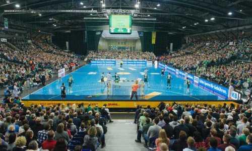 Arena Leipzig - Spielstätte Handball Bundesliga SC DHfK Leipzig - Foto: Daniel Stefan