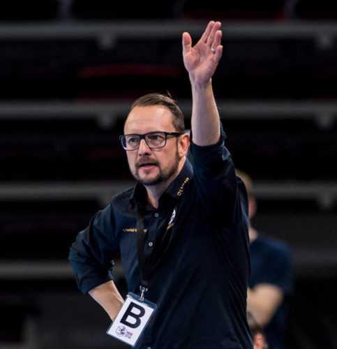 Martin Albertsen - SG BBM Bietigheim - Handball Bundesliga - Foto: Marco Wolf