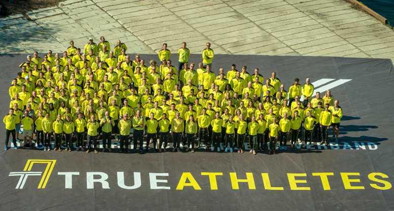 Deutsche Leichtathletik Nationalmannschaft 2018 - Leichtathletik EM Berlin - Idriss Gonschinska - Foto: Jan Papenfuß