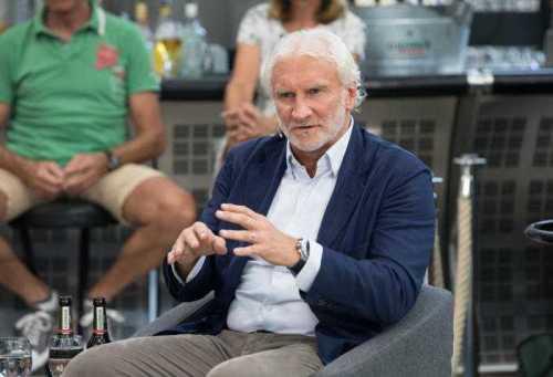 "Rudi Völler in ""Der CHECK24 Doppelpass"" bei Sport1 - Foto: SPORT1/Andreas Zitt"