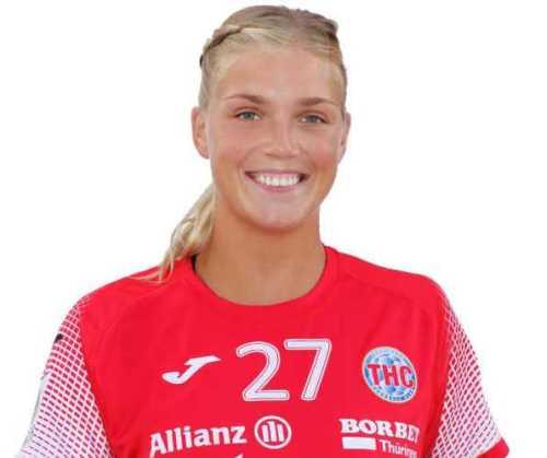 Anne Hubinger - Thüringer HC - Handball Bundesliga - EHF Champions League - Foto: Thüringer HC