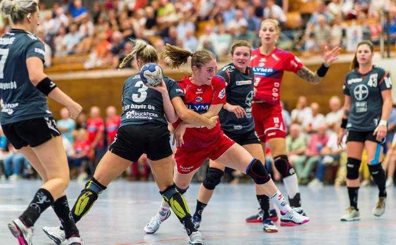 SG BBM Bietigheim vs. TSV Bayer 04 Leverkusen - Handball Bundesliga - Foto: SG BBM Bietigheim