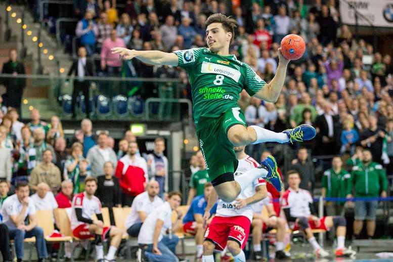 Lucas Krzikalla - SC DHfK Leipzig - Foto: Karsten Mann