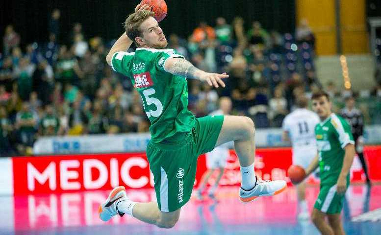 Gregor Remke - SC DHfK Leipzig - Foto: Karsten Mann