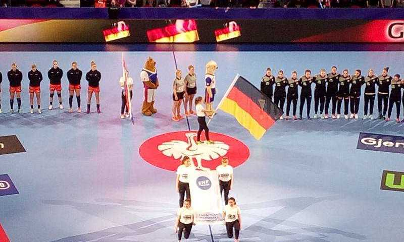 Handball EM 2018 - Deutschland vs. Niederlande - Nancy am 12.12.2018 - Foto: SPORT4FINAL