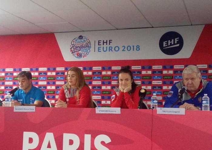 Handball EM 2018 - Stimmen 1. Halbfinale - Rumänien vs. Russland - Foto: SPORT4FINAL