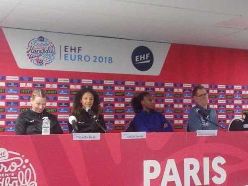 Handball EM 2018 - Stimmen 2. Halbfinale - Niederlande vs. Frankreich - Foto: SPORT4FINAL