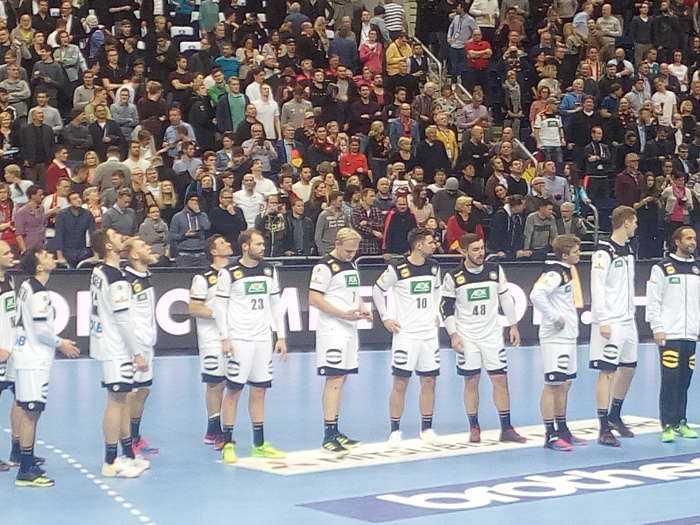 Handball WM 2019 Deutschland vs. Russland - Foto: SPORT4FINAL