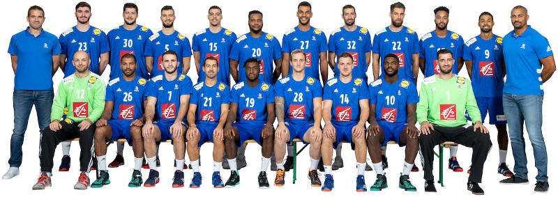 Französische Handball Nationalmannschaft