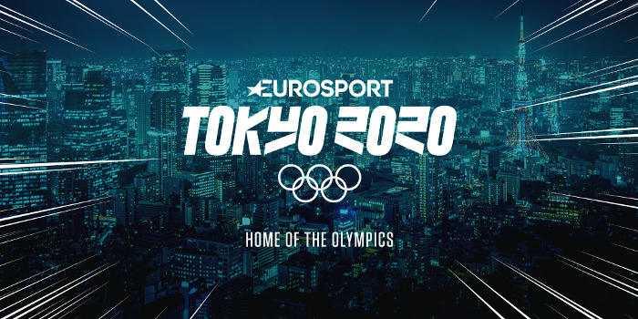 Eurosport Logo Tokio 2020 - Copyright: Eurosport