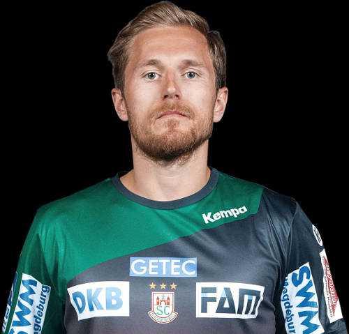 Albin Lagergren - Foto: SC Magdeburg