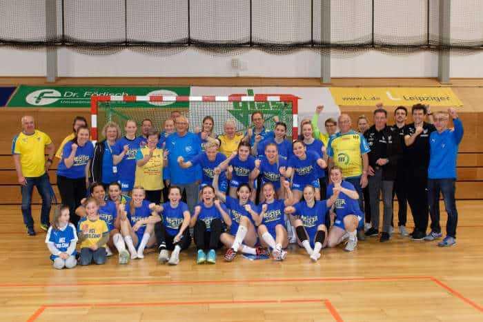 HC Leipzig - Handball dritte Liga Ost - Foto: HC Leipzig