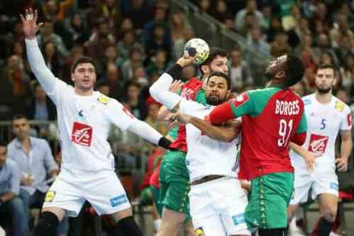 Handball EM 2020 Qualifikation - Portugal vs. Frankreich 33:27 - Foto: S. Pillaud / FFHandball