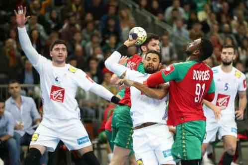 Handball EM 2020 Qualifikation - Portugal vs. Frankreich 33:27 - Foto: S. Pillaud / FFHandball