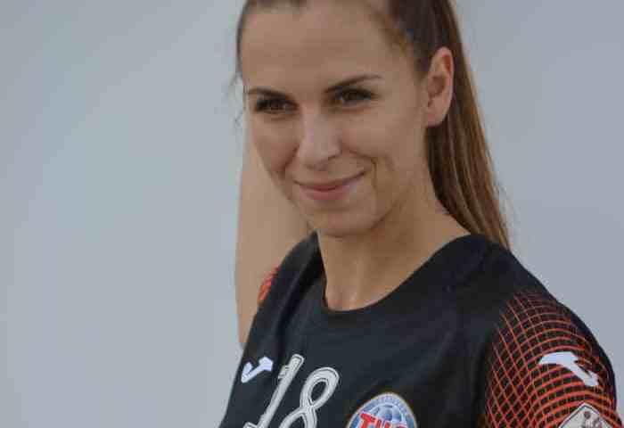 Iveta Luzumova – Thüringer HC – Foto: Hans Joachim Steinbach