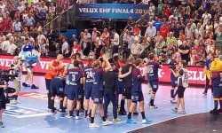 Handball VELUX EHF Final4: Paris Saint-Germain schlug Veszprem
