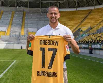 Rene Klingenburg Dynamo Dresden