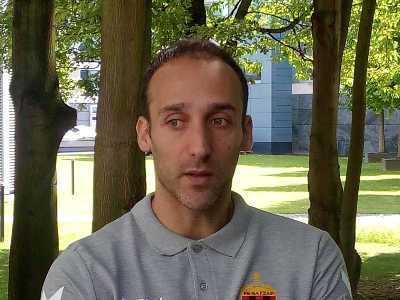Roberto Parrondo - HC Vardar Skopje - VELUX EHF FINAL4 - Foto: SPORT4FINAL
