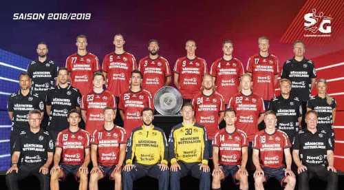 SG Flensburg-Handewitt - Saison 2018-2019 - Handball Bundesliga - EHF Champions League - Foto: SG Flensburg-Handewitt